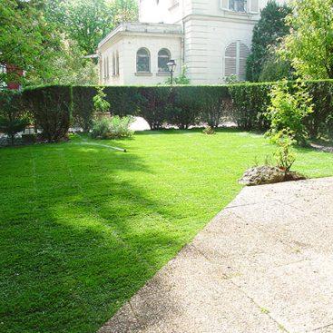 Gazon Sceaux Ange Jardin Paysagiste